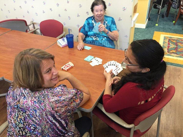 Oscar & Ella Wilf Campus for Senior Living