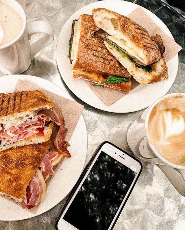 Breakfast, lunch and dinner, we've got you covered! 👉 Have you tried our paninis yet❓ . 📸 @theboldandbalanced . . . #planetcoffeeottawa #ottawacoffee #myottawa #ottawatourism #ottawafoodies #coffeelover #ottawaeats #bywardmarket #barista #espresso #latte #coffeegram #coffee #coffeetime #panini #bakedgoods