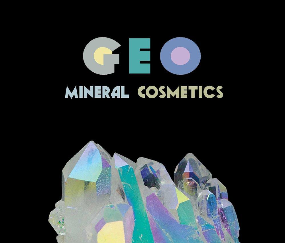 Geo Makeup Packaging Haley Robaina