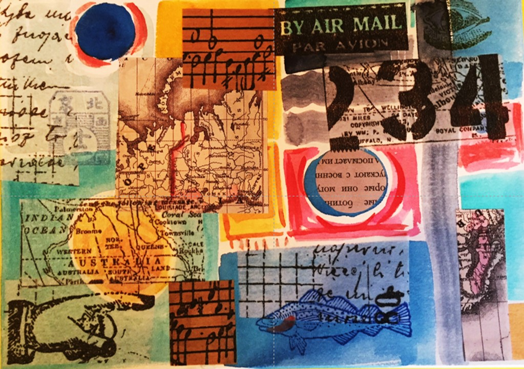Mail Collage #1