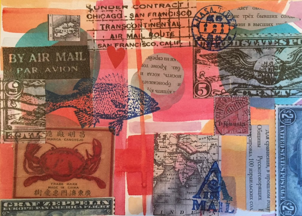 Mail Collage #2