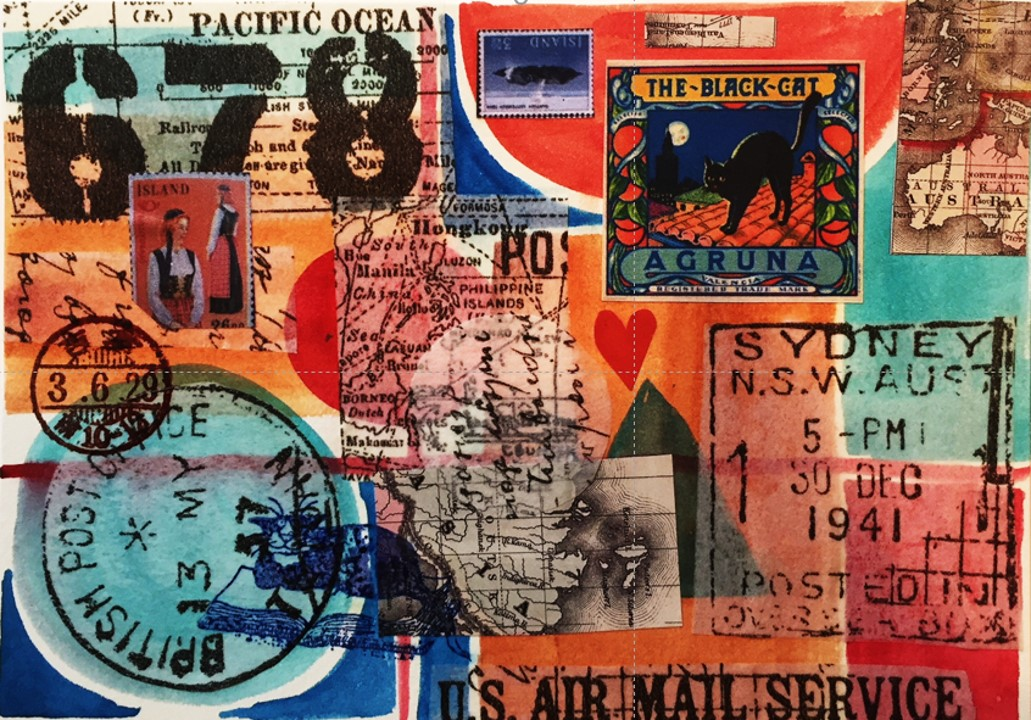 Mail Collage #3