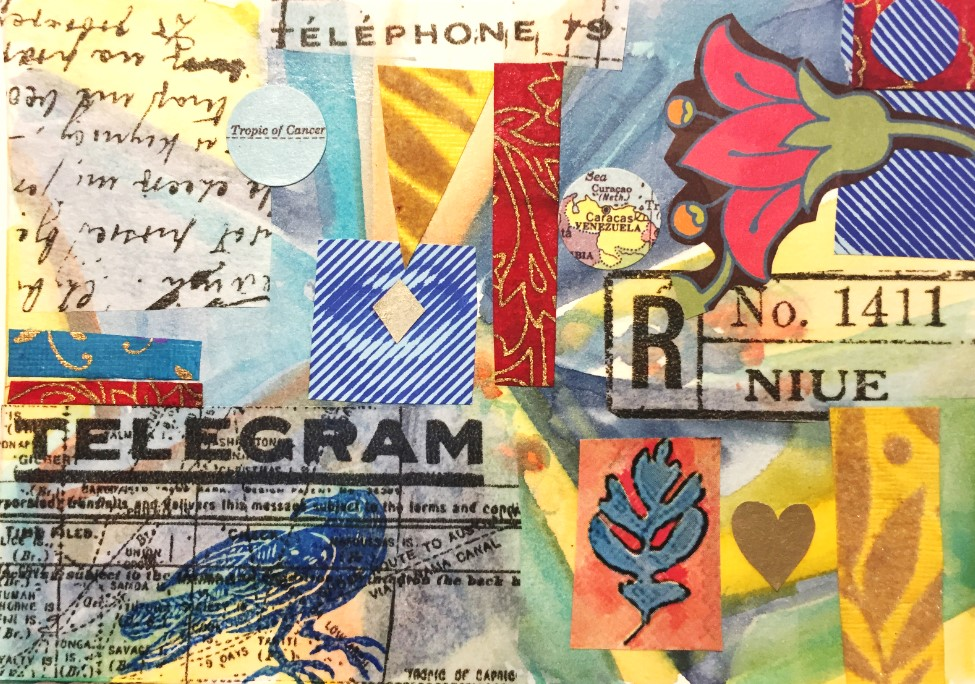 Mail Collage #6