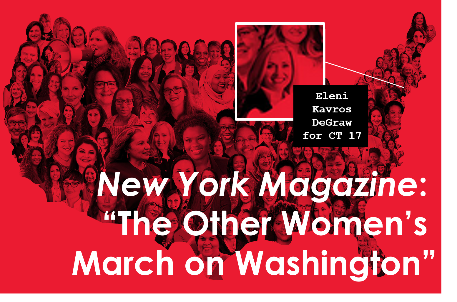 New York Magazine: The Other Women's March on Washington -