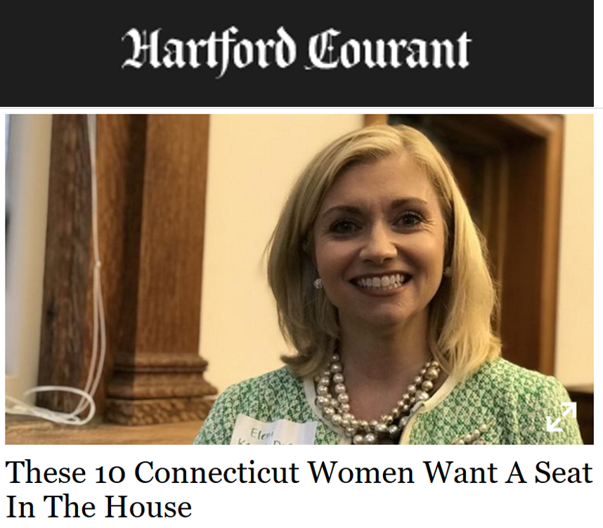 These 10 Connecticut Women Want a Seat in the House -
