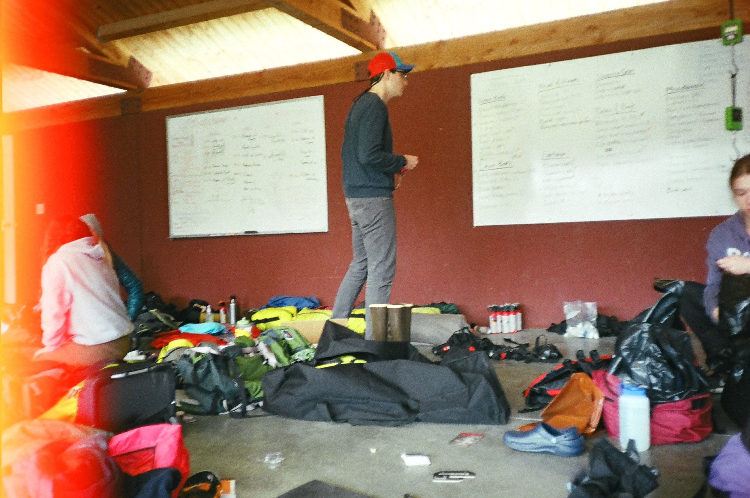Expedition Preparation