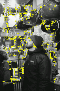 Image with Specific Targets to Identify in AR