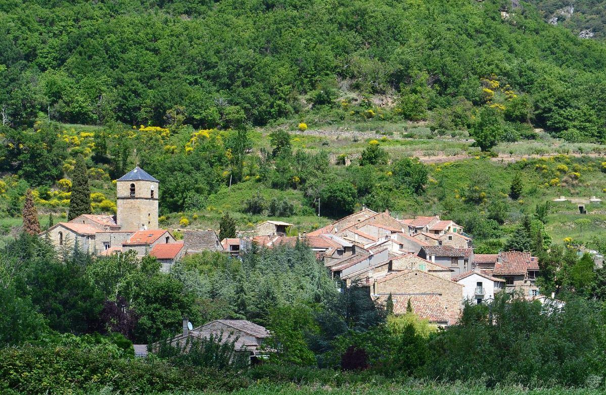les Salces-village.JPG