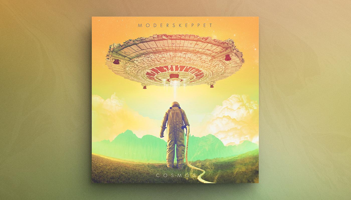 MODERSKEPPET   Artist:  Cosmos  Origin:  Stockholm, Sweden  Genre:  Electronic  Release:  2017  Cover artwork:  Shørsh