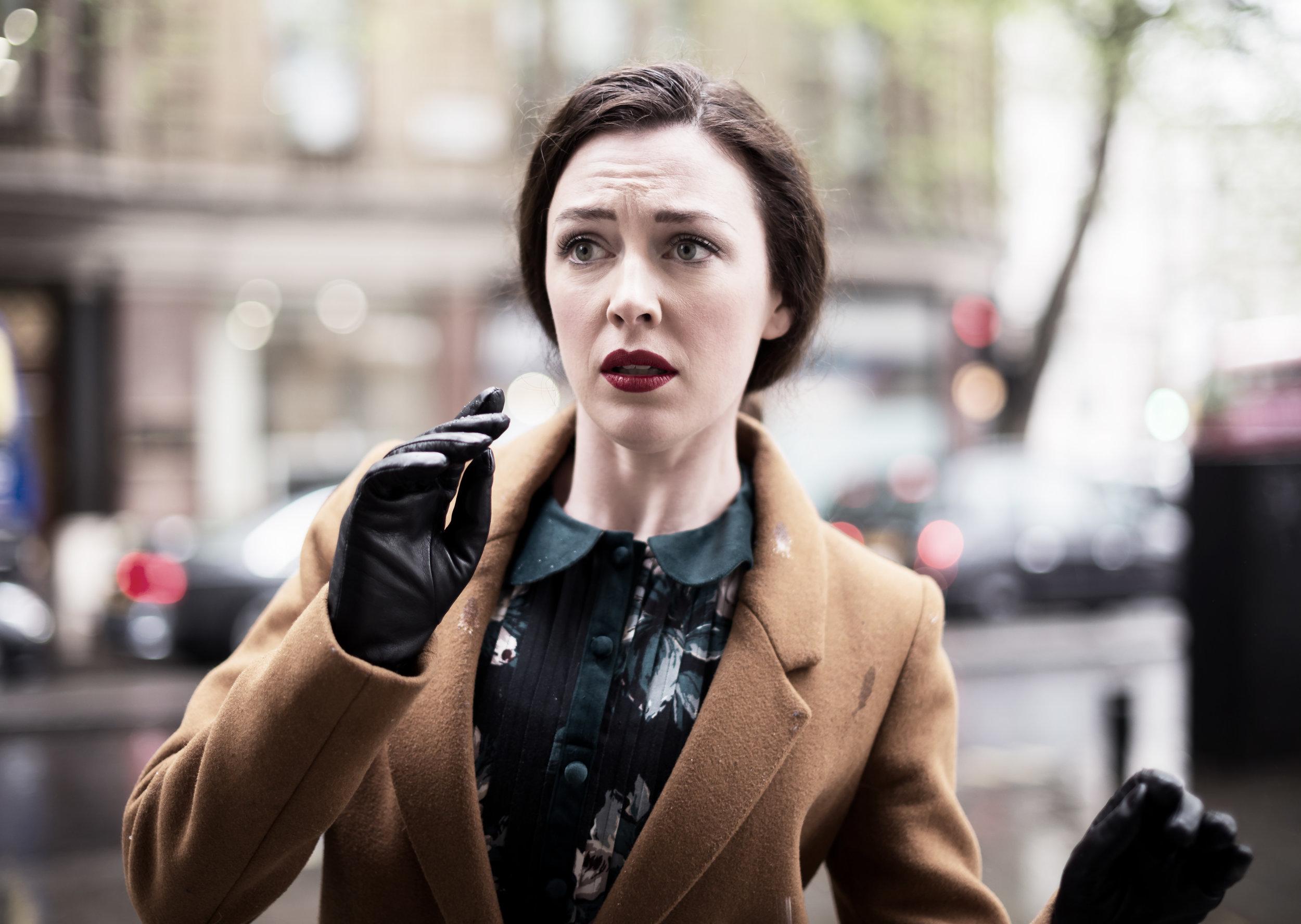 Bridget Costello 'Hitchcock Heroine'