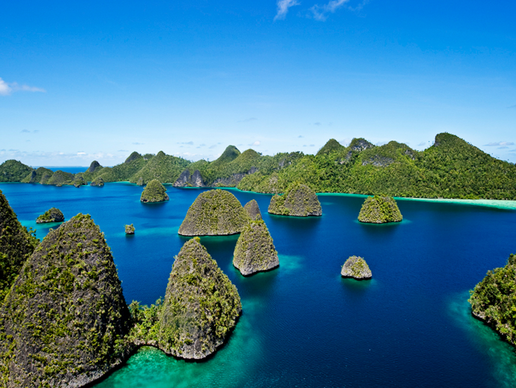 RAJA AMPAT: SO FAR SO GOOD   DestinAsian