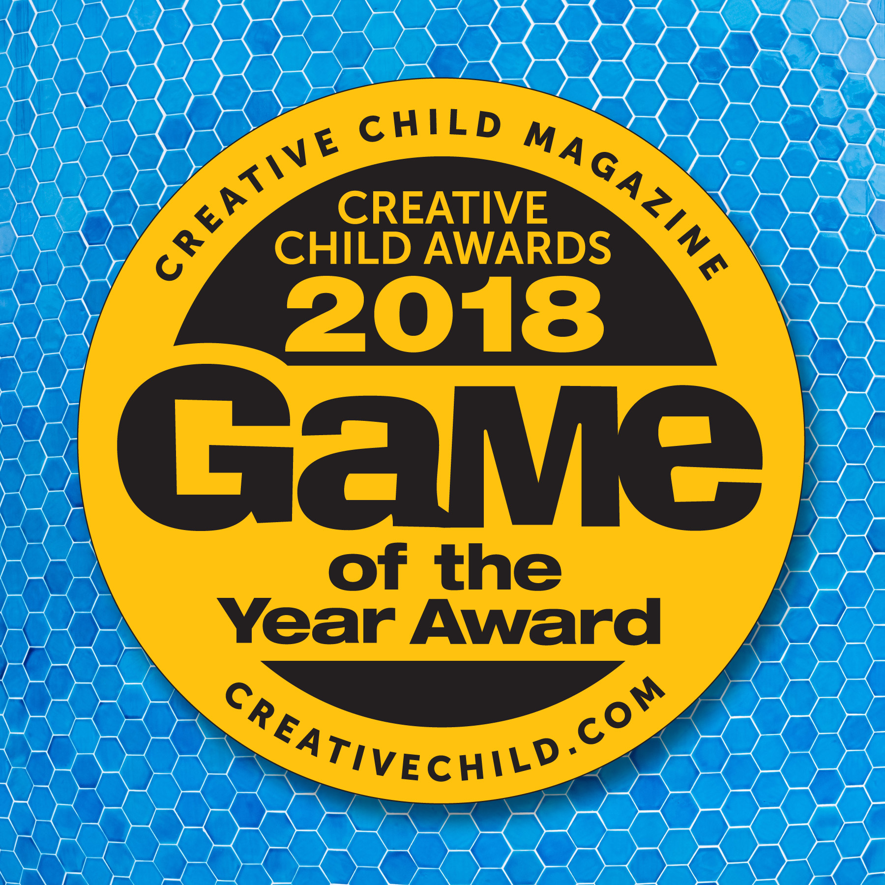 CREATIVE CHILD AWARDS GAME OF THE YEAR