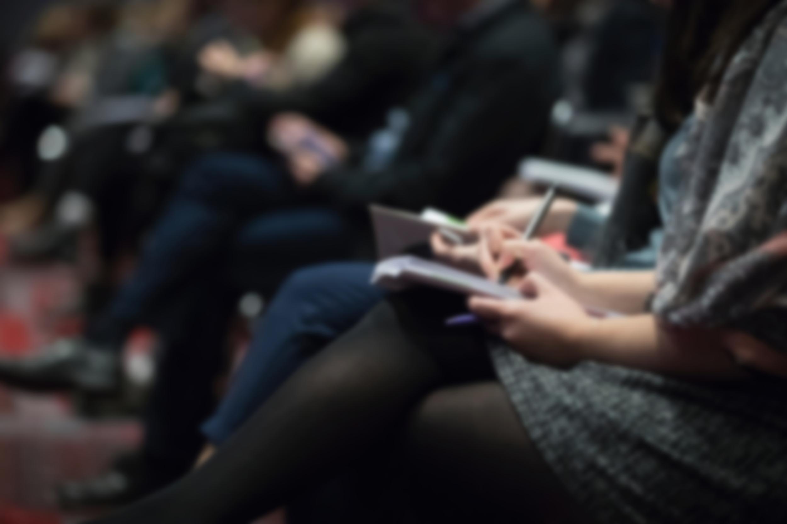 1. Conferences & Workshops -