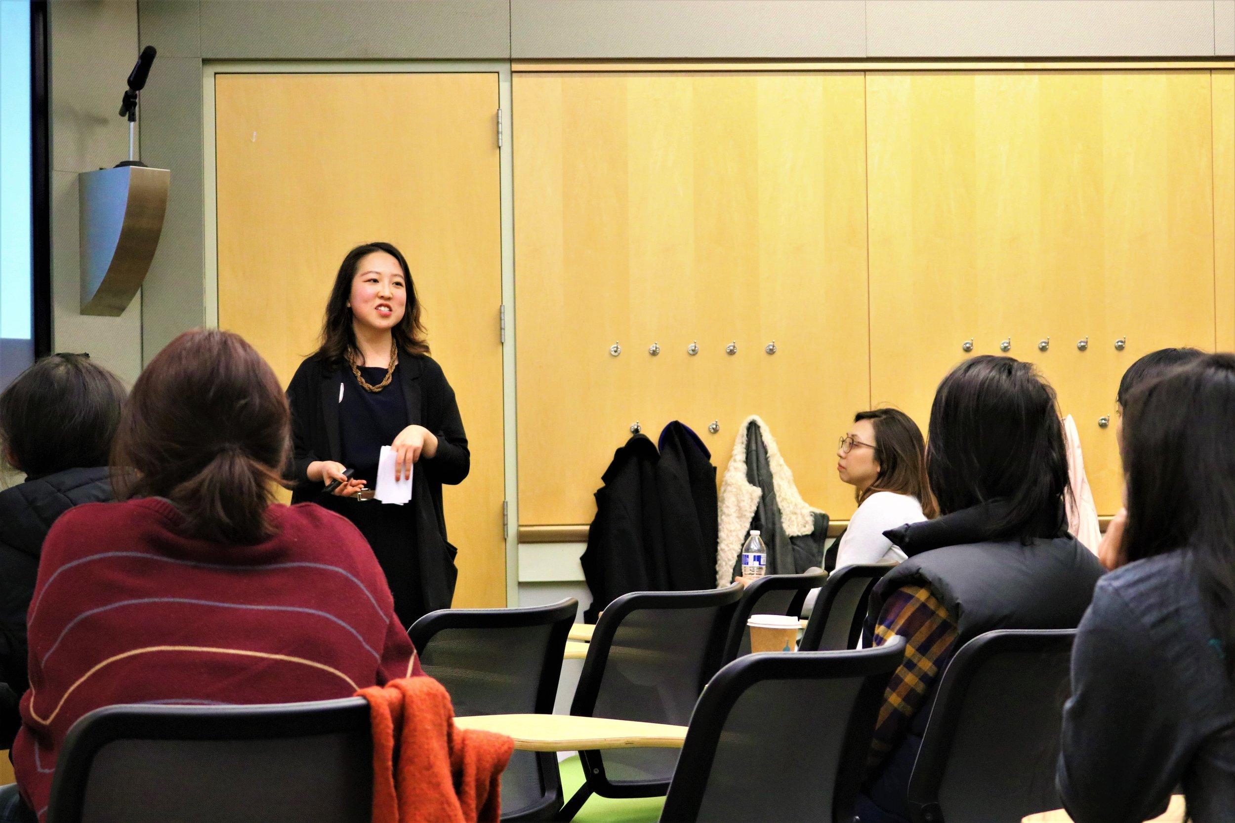 03/24/2018 MSG Workshop at the Let's Talk! Conference
