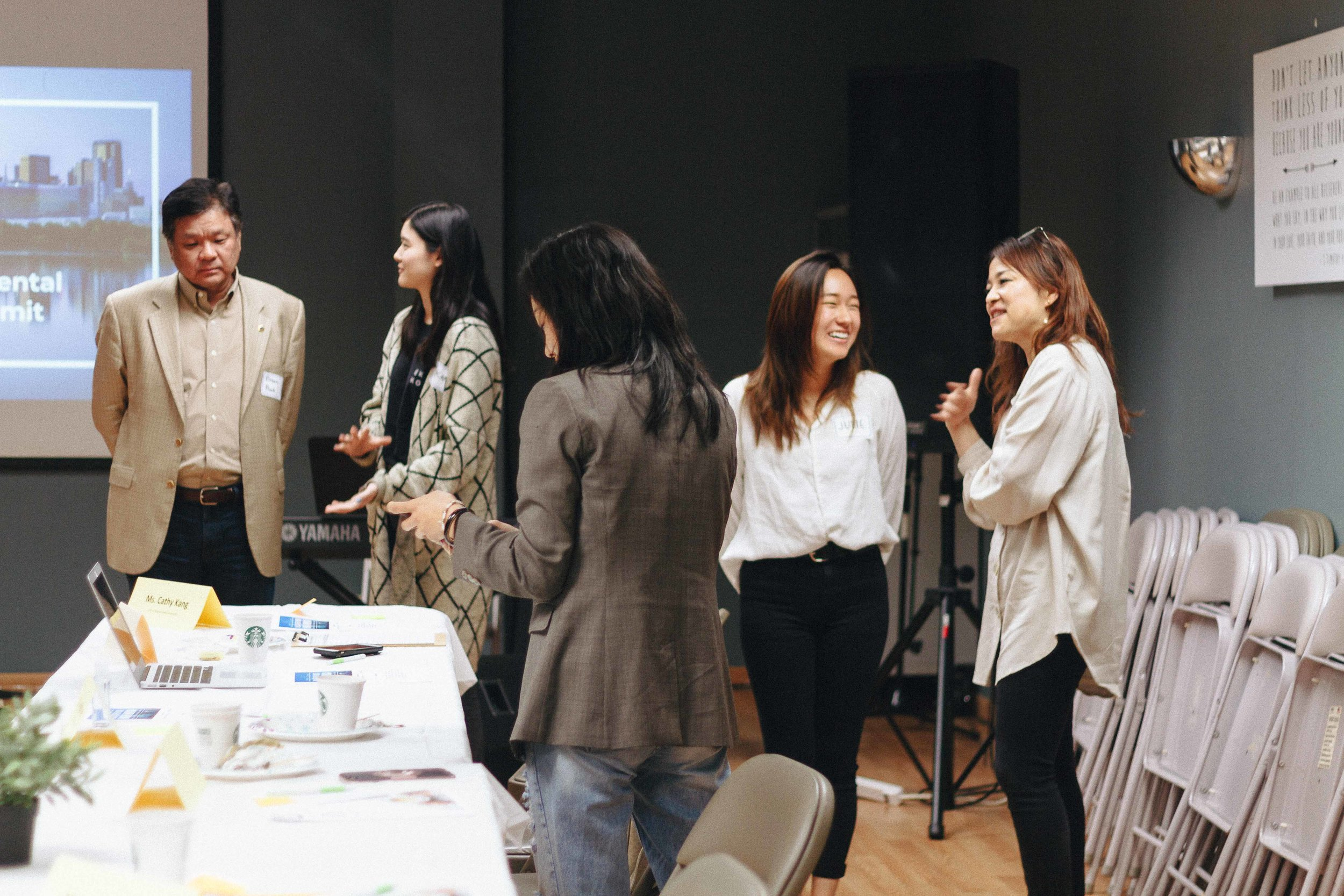 3/9/2019 Dallas-Fort Worth Korean American Mental Health Professionals Summit