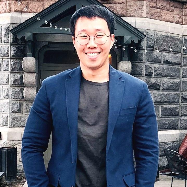 Rev. David Yoo  Clark University