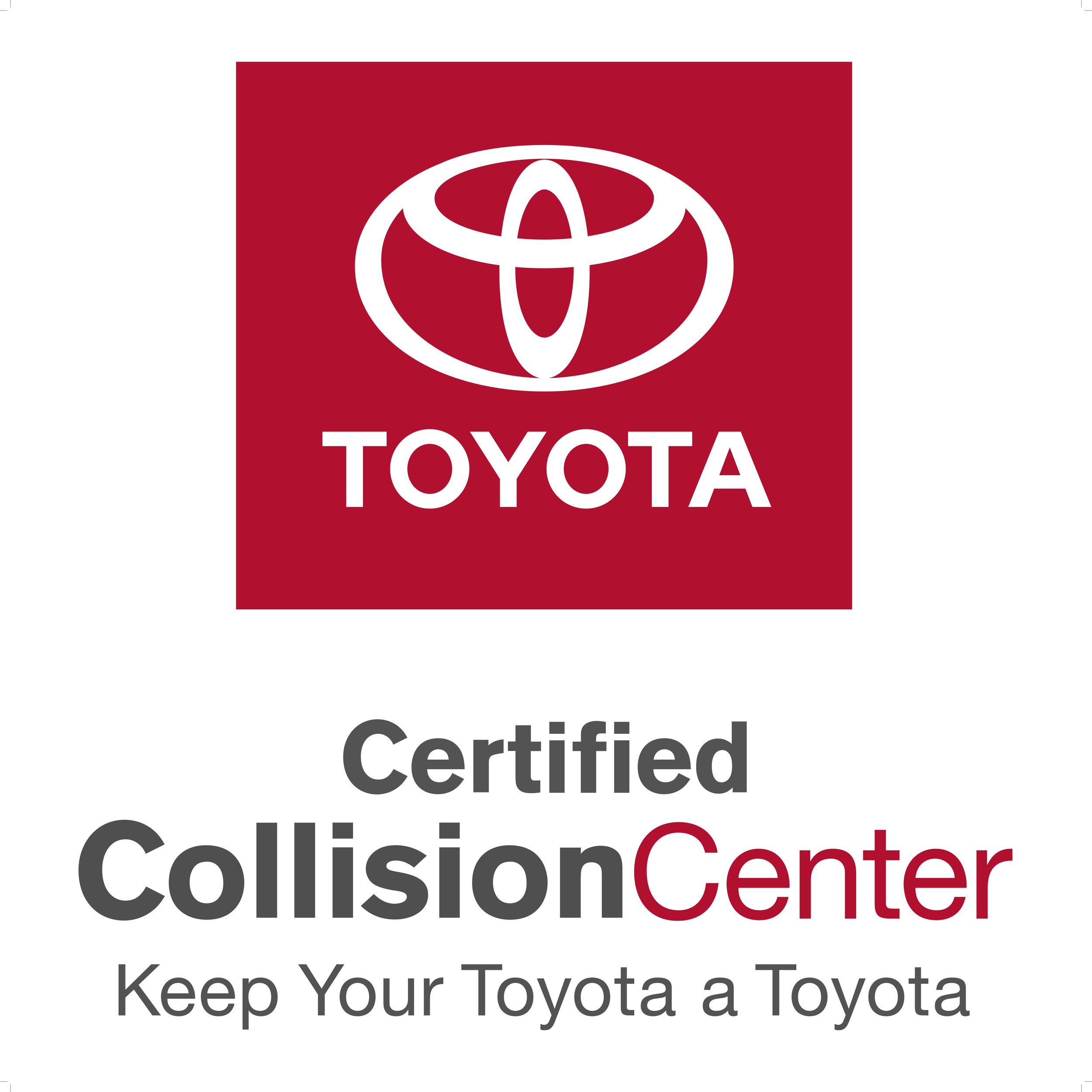 Brian Bemis Toyota Certified Collision Center 2