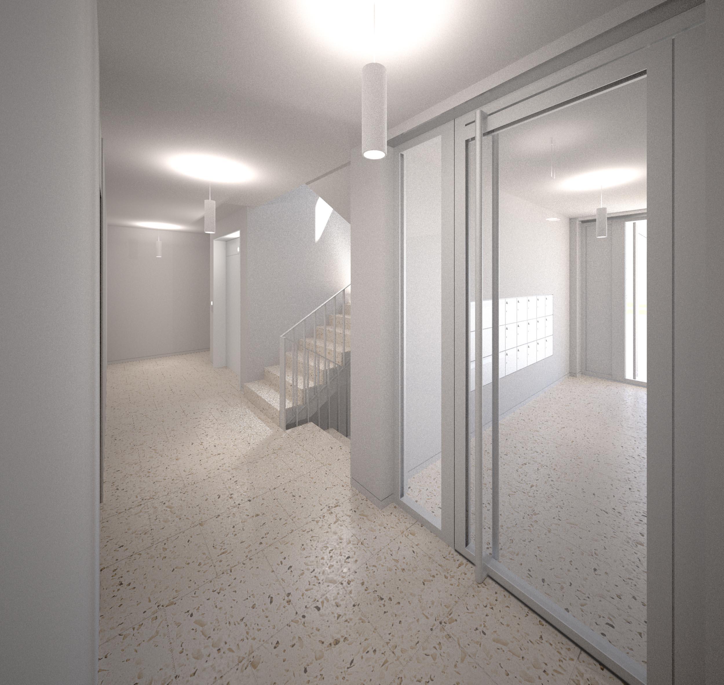 Visualisierungen - machen unsere Architekten in-House und begleiten unseren ganzen Entwurfsprozess - jede Entscheidungsvorlage basiert darauf.