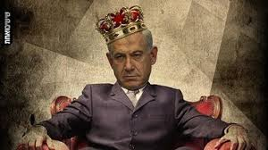 Netanyahu and Trump fight every day over who gets to wear the crown. Easy. -