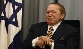 "Sheldon Adelson: ""Israel isn't going to be a democratic state. So what?"""