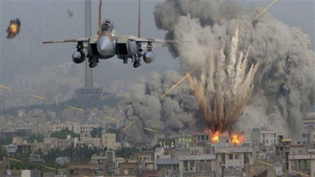 Saudi war planes bomb Yemeni targets -