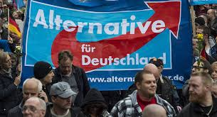 Leader of AfD has described the Nazi era as no more than the equivalent of