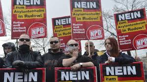 Populist resurgence in Germany is threatening to bring down the Merkel coalition. -
