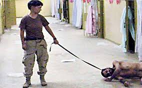 Why did they bother deposing Saddam? What more is there to say? Torture is wrong. Always. -