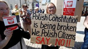 The fight back against the Polish totalitarian impulse must be supported by the EU.... -