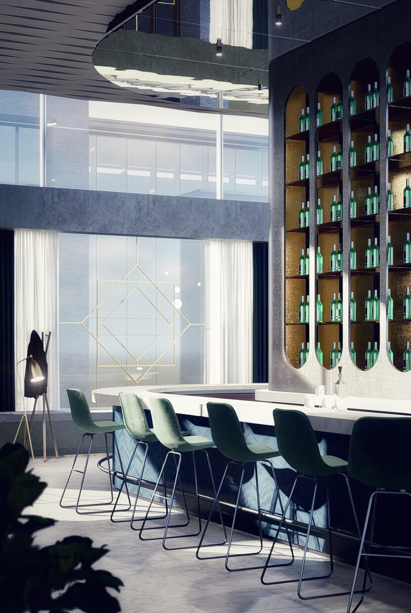 Hospitality Marketing Awards Pre-Opening Content Hotels Resorts 3D Advertising Promotional Films TV Commercials Video Campaign Integrated Campaign Property Video Under Construction Renderings Storytelling