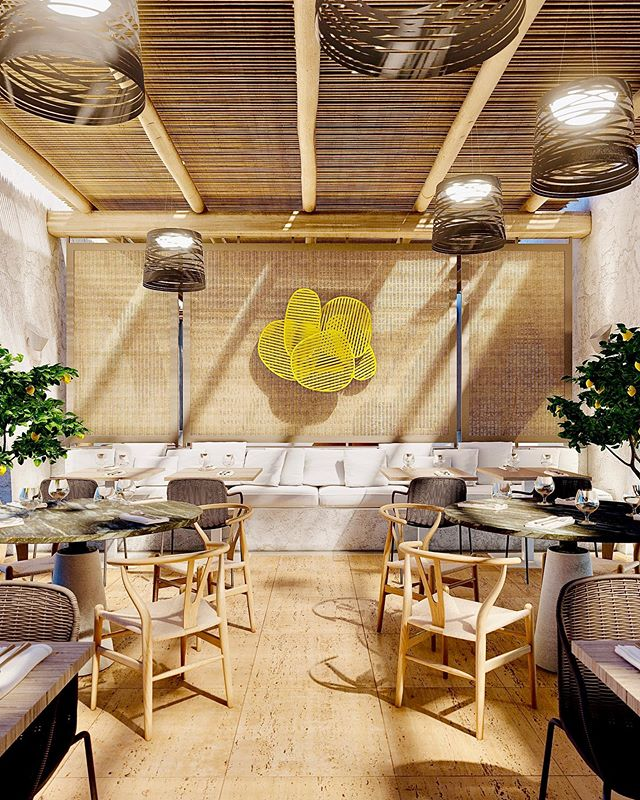 Redefining rustic for this Mediterranean eatery #mood . . . . . #render_files #archviz #render_contest #whatarender #cgartistlab #allofrenders #3dimage #sketchup_global #hospitality #marketing #renderbox #brandconsistencyseries #showdonttell #filmingabrand #visualstorytelling #marketing #branding