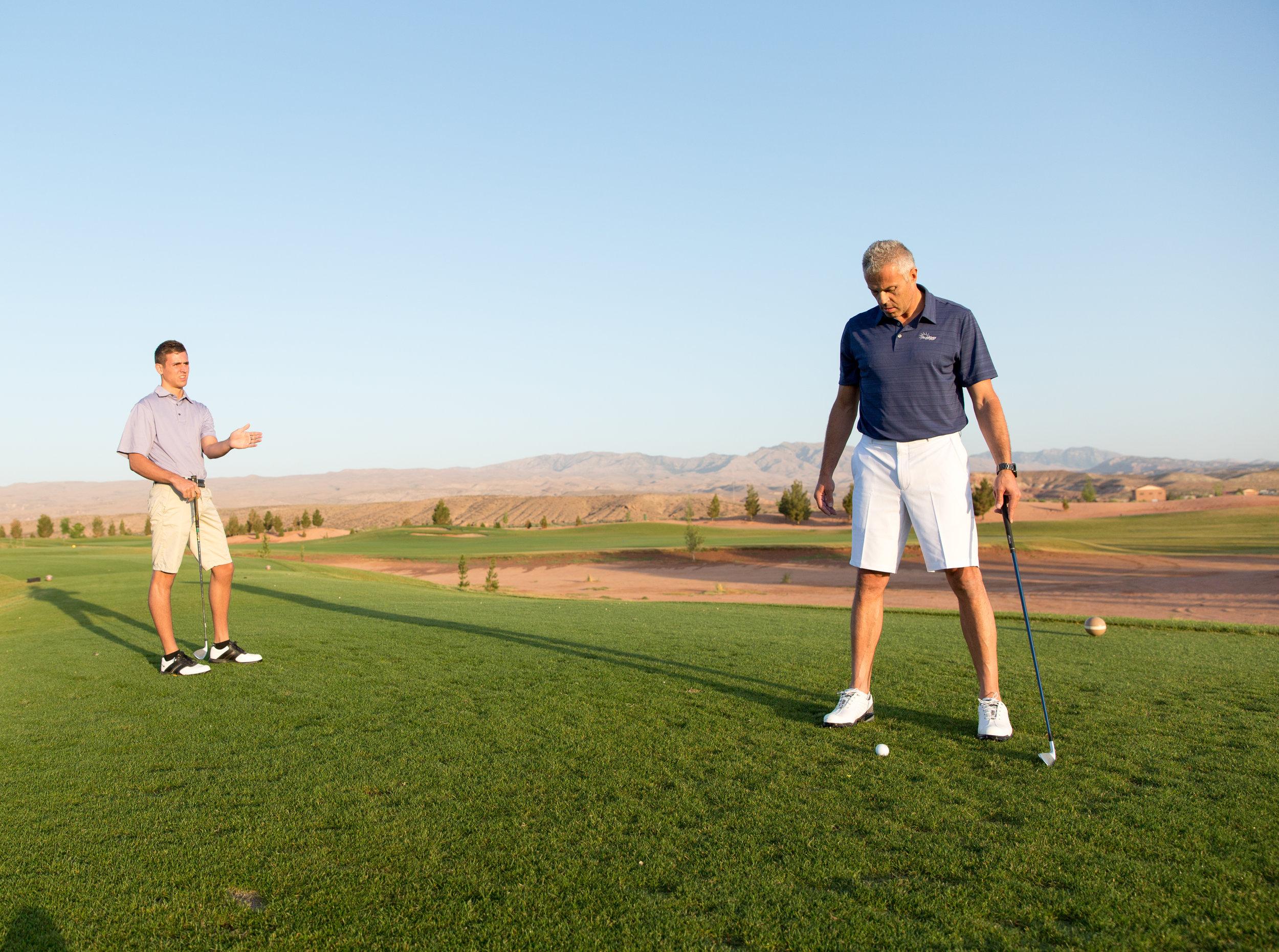 Sunriver golf club lessons
