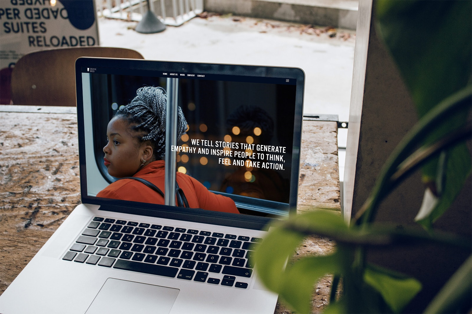 A creative studio specialized in website design & development helping businesses connect with their ideal audiences through meaningful design. -