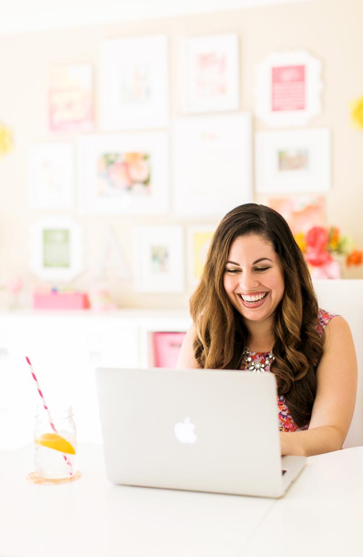 Amber Housley Creative Business Coach