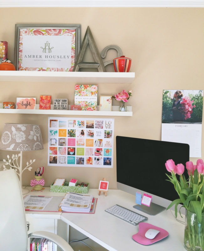 desk-inspiration-wall-gallery-vision-board