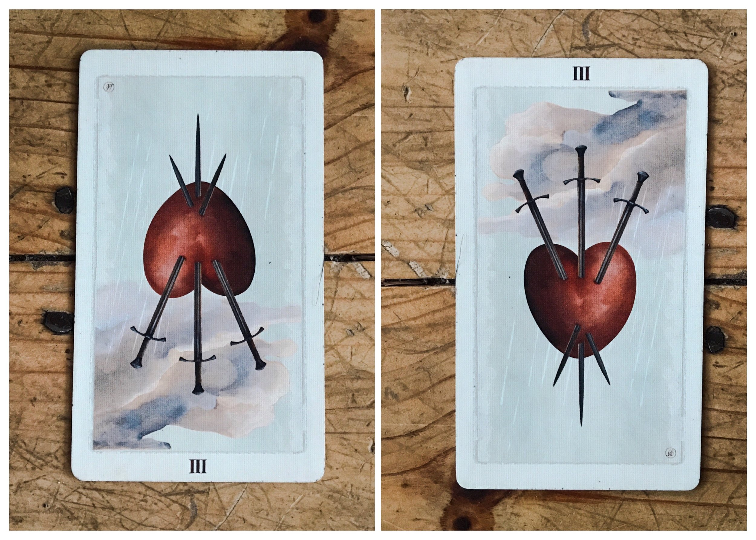 from the Pagan Otherworlds Tarot