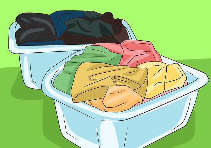 Wash any infested clothing in hot water or seal the items in airtight bags.