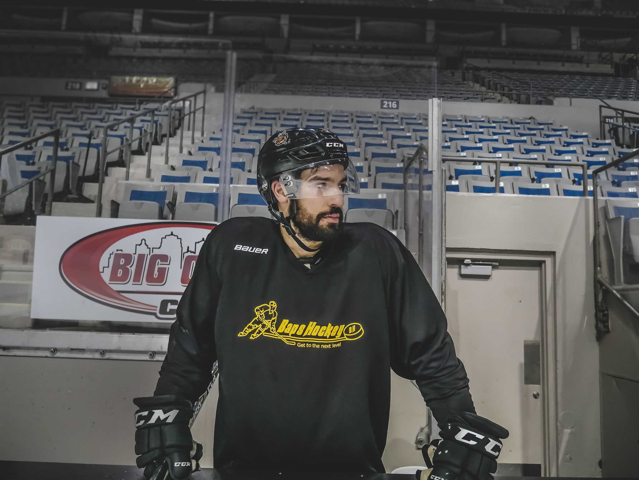 - Part One: Every journey has a process, an accumulation of events that eventually leads a hockey player to a destination. Whether that destination is the intended target or a completely new situation, it eventually becomes a story. Now every story is a unique tale with crazy twists and turns that challenges every hockey player mentally and physically. My story, like yours, has been quite the unique one and unconventional in the hockey world. I've gone through the ringer and am still battling my way up that hockey ladder today. Why do I do this? Well like every great story started, it all began with a dream. That dream is to play in the NHL one day. That dream has grown and evolved over time but at it's core, is still the same. Think back to when you were a young hockey player? You were filled with passion, love and excitement to the eye balls just to get on that ice. I remember going to practices an hour earlier in the mornings hoping I'd be able to get on that ice before everyone to work on my game. The funny thing is, I still do that today as a 29 year old playing my fourth year of pro hockey. I'm still filled with that same passion, love and excitement for the game that I had when I was 8 years old. That's why I still do what I do. It drives me to push my self to my limits and hopefully one day get an opportunity at that next level.I have more to share about my story but I want to hear from you. What's your story? I'm interested in hearing your unique story and hopefully help be a part of that story. BapsHockey is here to help you build your unique story. Jump on the website and click the my journey tab to share your story and see how we can help you get to that next level. We don't just build top level players with cerebral Hockey IQ. We are building the next generation of hockey players with a unique story to that next level.