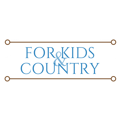 For Kids & Country