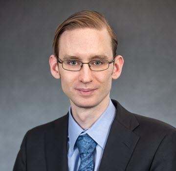James McQuaid, Staff Attorney