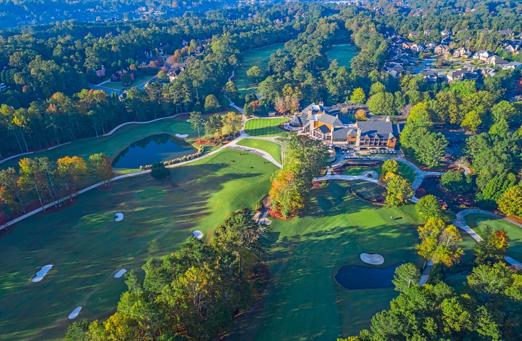 The Golf Club of Georgia