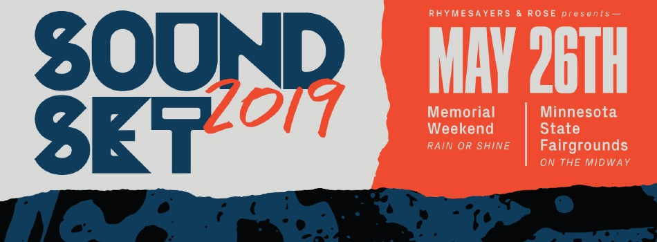SOUNDSET 2019 - THE ZEN BIN ART | HIP HOP YOGA