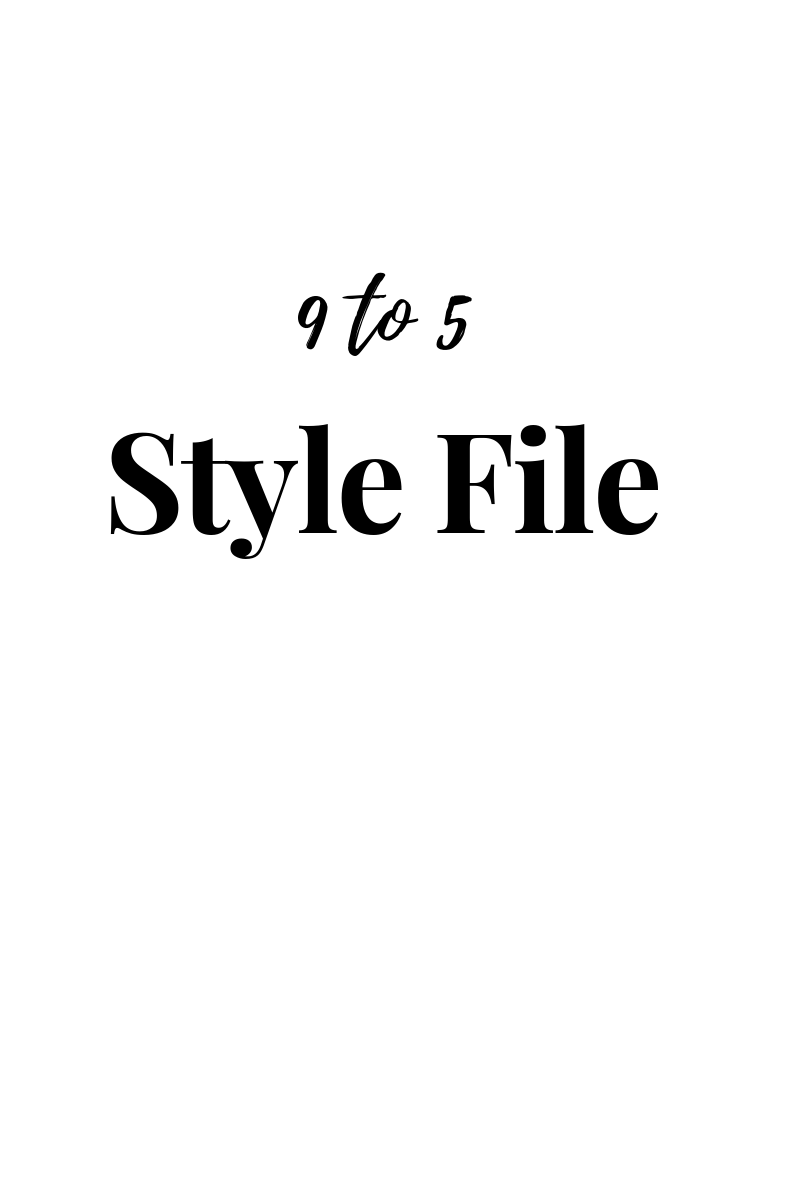 9to5 Style