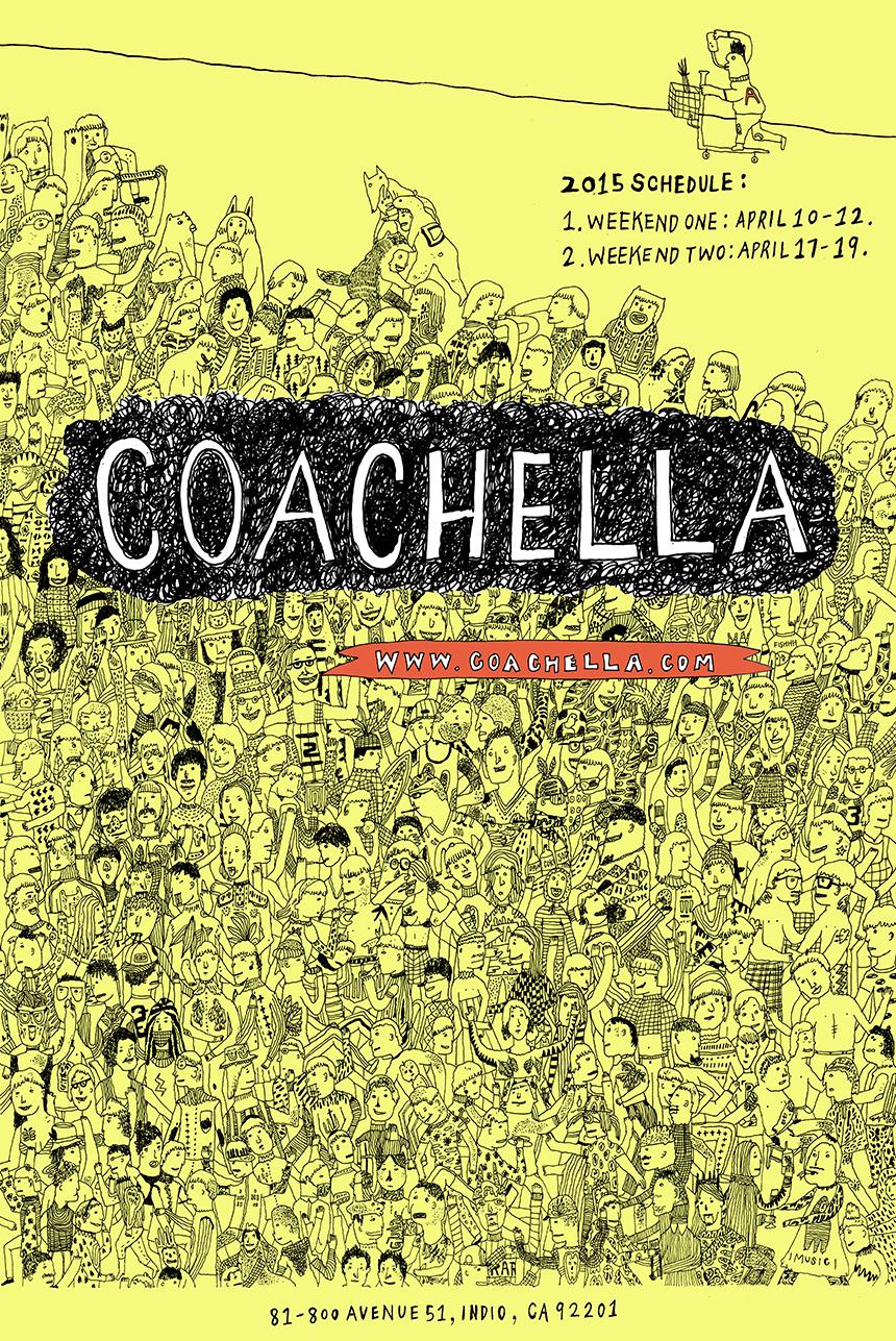 Coachella  Lacy Yang