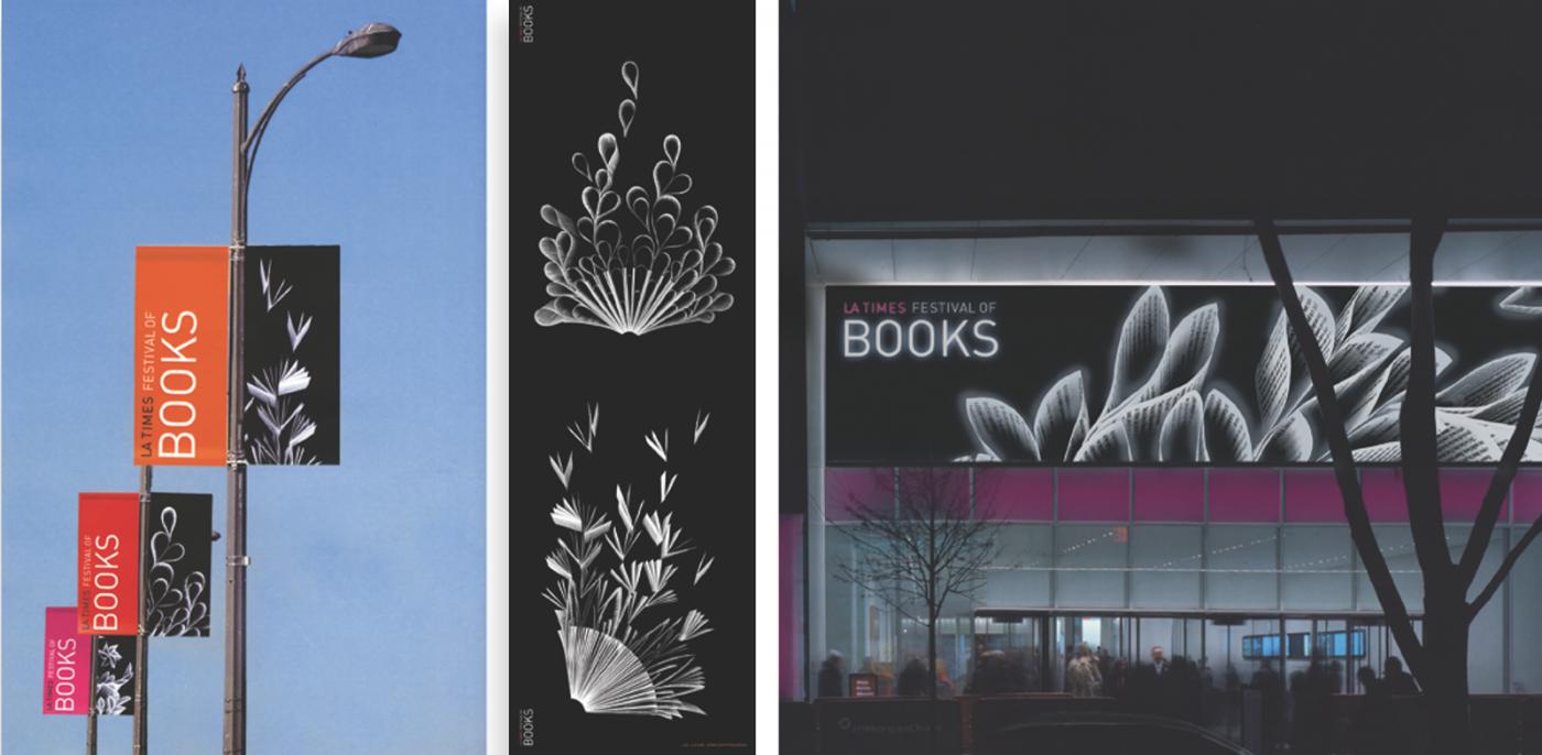 LA Times Book Festival  Jana Frieling