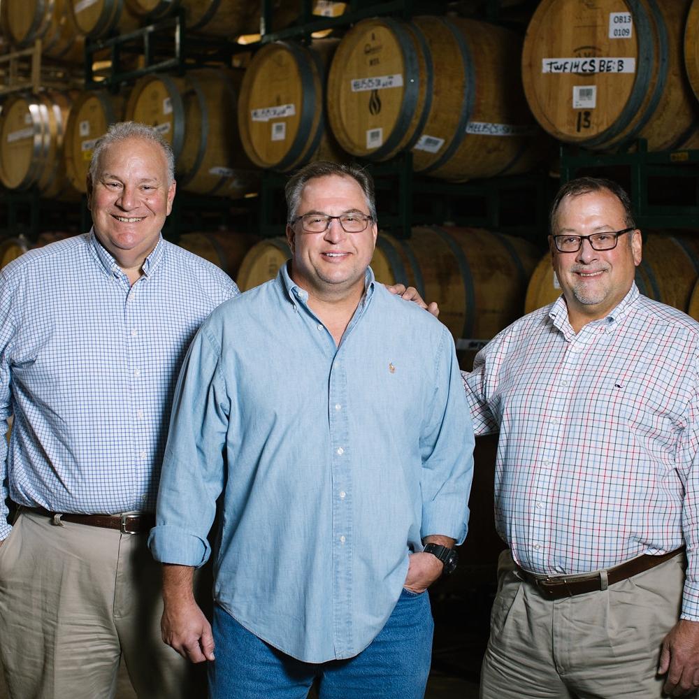 Andy Kohn, Kirk Young, Rick Toman