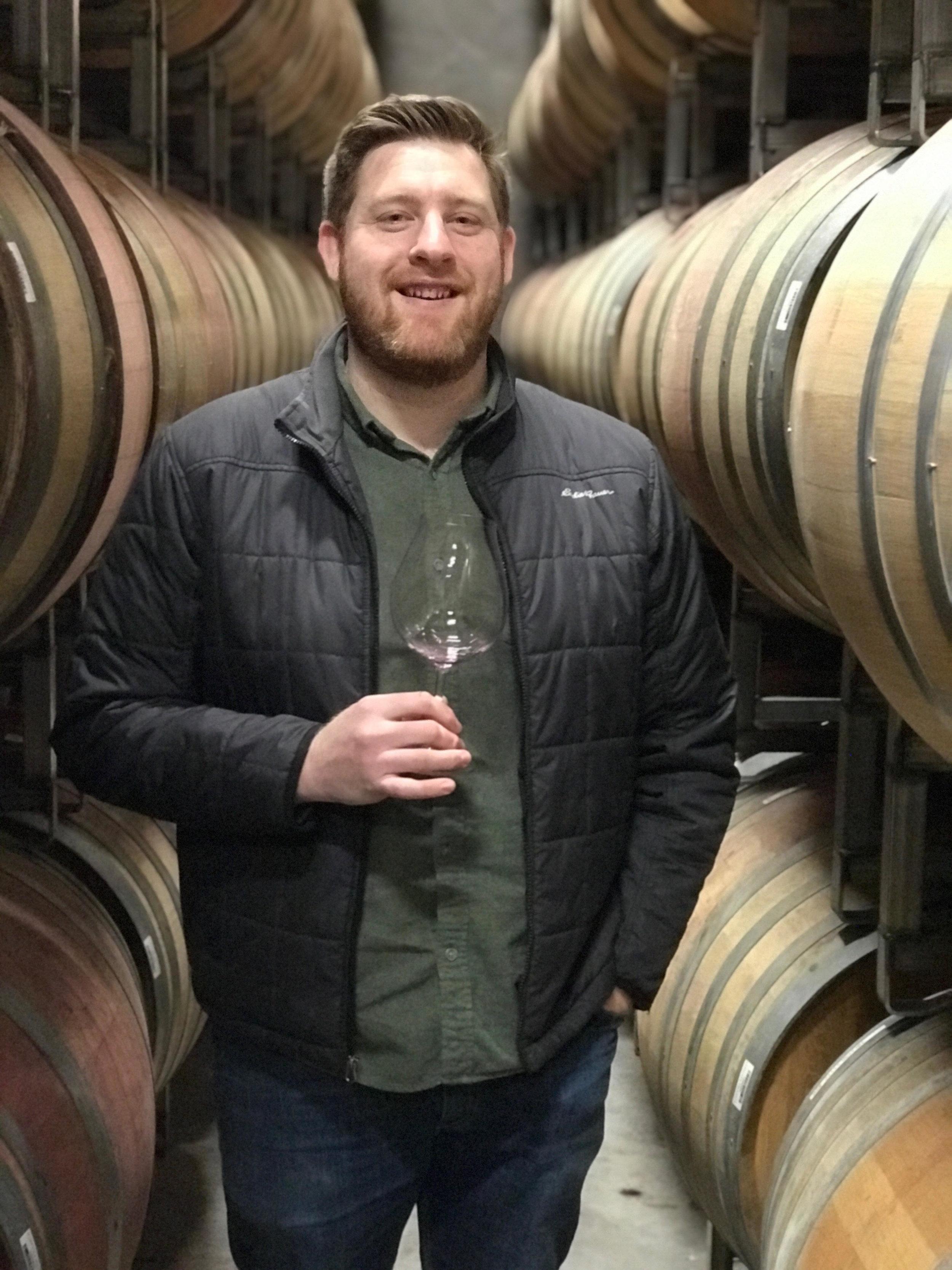Wine Manager, Charles Miller