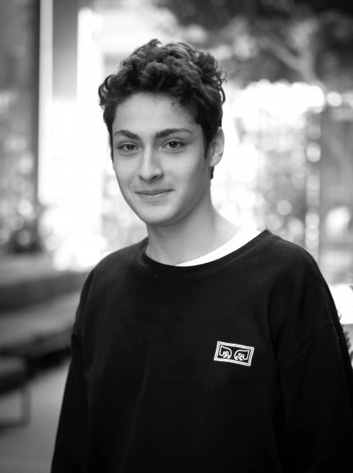 Stephane Hatgis-Kessell - Director of Technology - Stephane Hatgis-Kessell, aged 16, has always had a passion for science and engineering from his early years. Since 2013, he has dedicated hours upon hours to designing and programming the Hephaestus Hand, named after the Greek god of smithing and sculpting. Together with the team at Spark Tank and professionals from Columbia University, he has refined the design and the code of the Hephaestus Hand, and continues to work diligently, striving to provide the disadvantaged with comfortable futures.