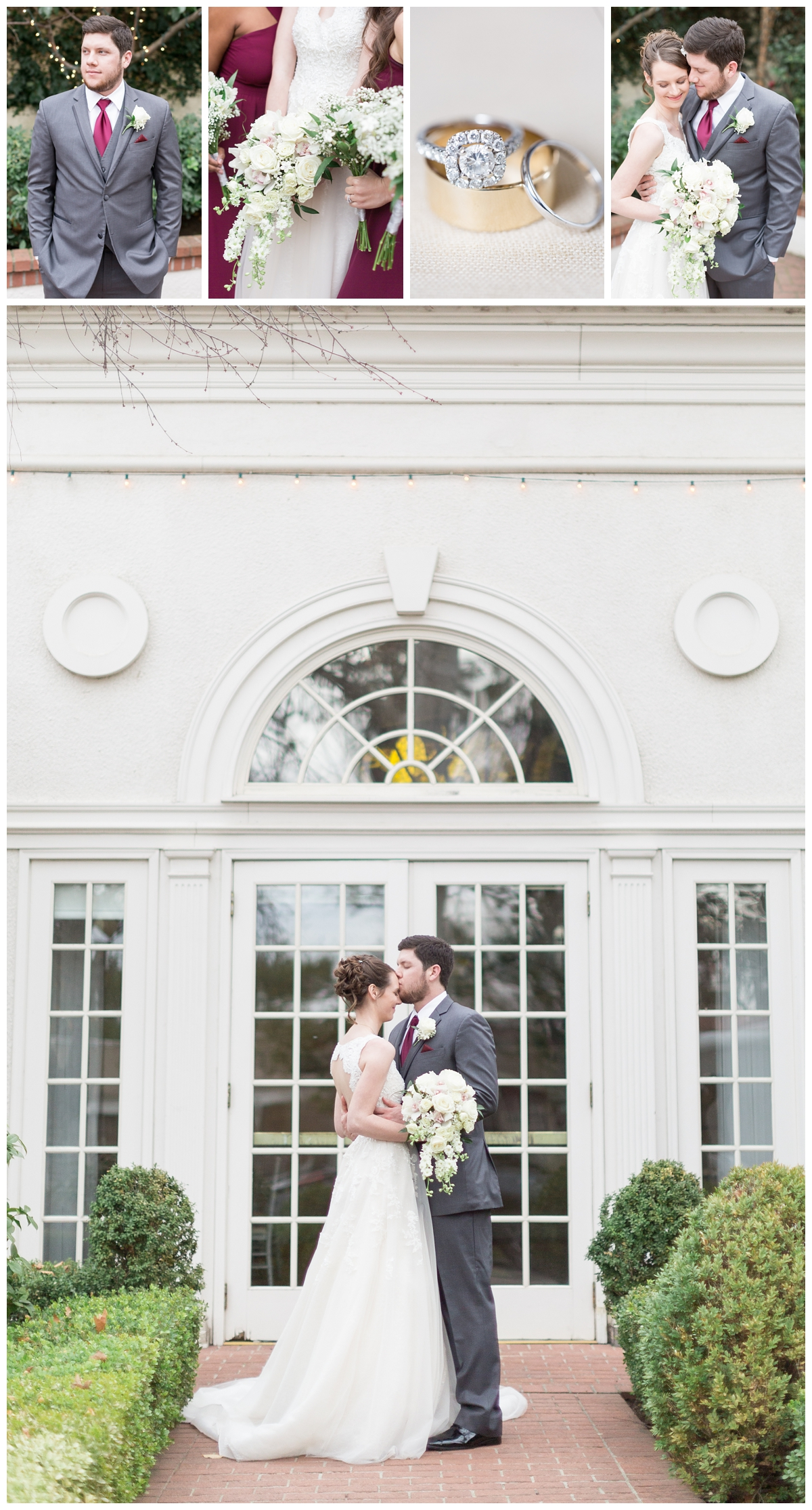 Vizcaya Sacramento Wedding photos