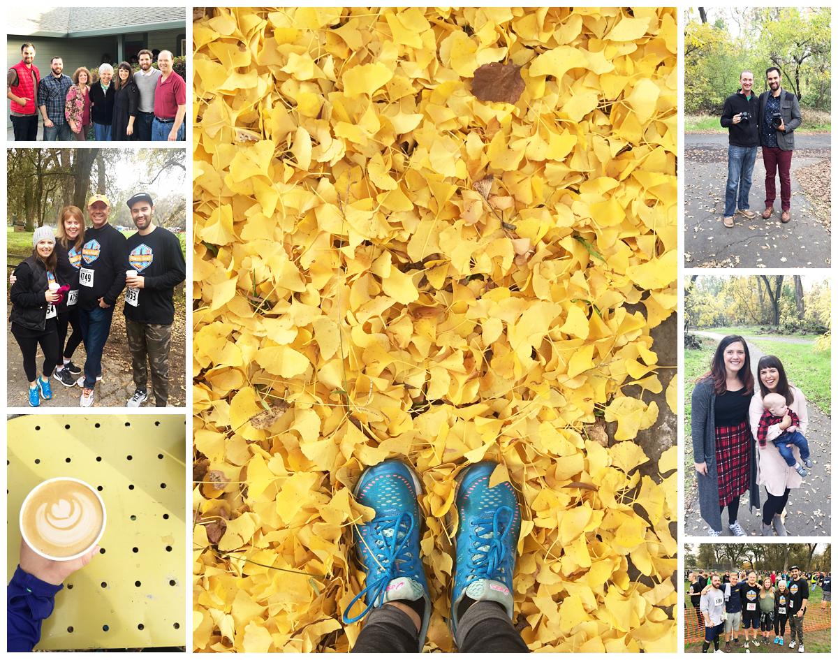 Thanksgiving week in Chico California